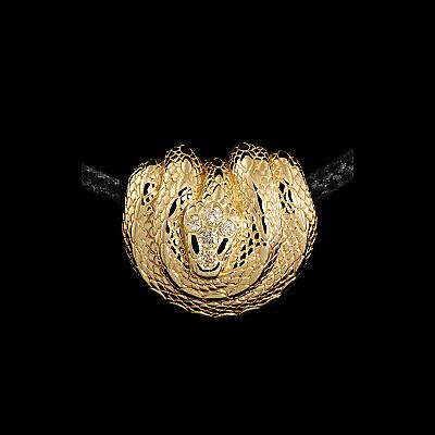Золотое колье Ювелирное изделие 42380