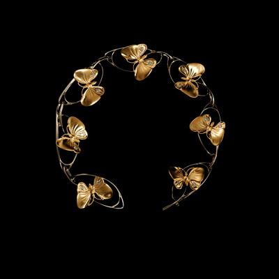 Золотой браслет Ювелирное изделие 51320 calida sensitive трусики хипстер белый