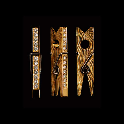 Золотой подвес Ювелирное изделие 81900