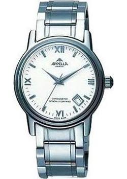 Appella Часы Appella 1011A-3001. Коллекция Automatic appella appella 582 1002