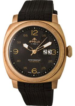 Appella Часы Appella 4193-4014. Коллекция Dress watches