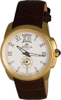 Appella Часы Appella 4413.01.0.1.01. Коллекция Dress watches appella часы appella 4382 43 1 0 04 коллекция ceramic