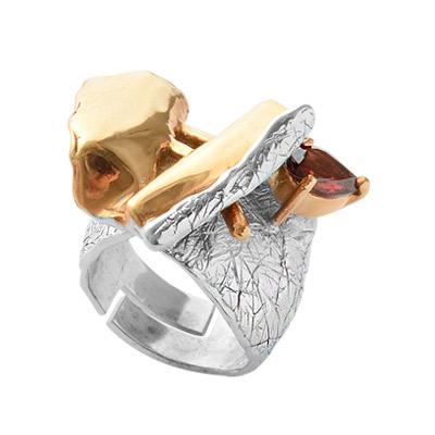 Серебряное кольцо Ювелирное изделие 1105g серебряное кольцо ювелирное изделие 106235