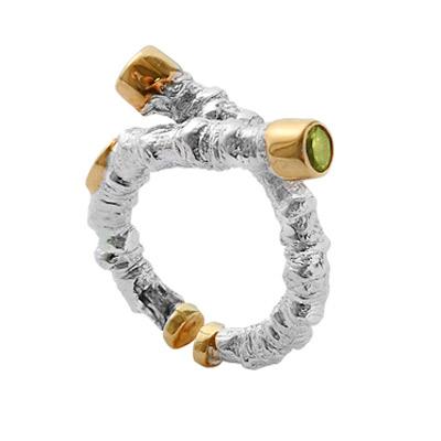 Серебряное кольцо Ювелирное изделие 1116h
