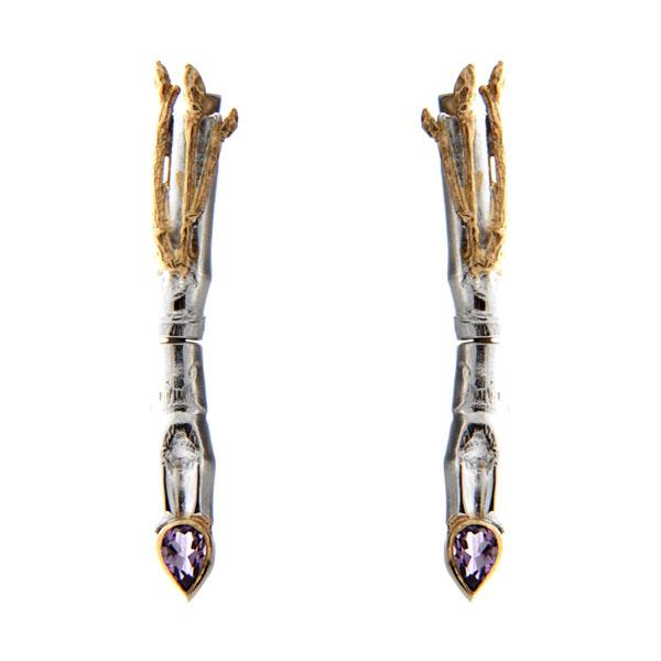 Серебряные серьги Ювелирное изделие 2111a серебряные серьги ювелирное изделие 70896