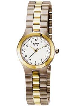Boccia Часы Boccia 3082-03. Коллекция Style boccia часы boccia 3530 02 коллекция outside