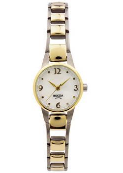 Boccia Часы Boccia 3100-03. Коллекция Style boccia часы boccia 3514 05 коллекция superslim