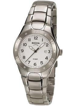 Boccia Часы Boccia 3119-10. Коллекция Style boccia boccia 3244 02