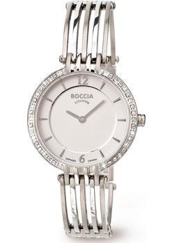 Boccia Часы Boccia 3230-01. Коллекция Dress цена