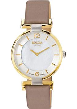 Boccia Часы Boccia 3238-02. Коллекция Titanium цена