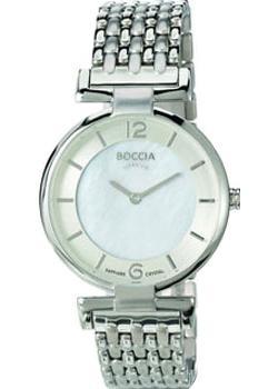 Boccia Часы Boccia 3238-03. Коллекция Titanium omron omron манжета для тонометра cs2 small cuff педиатрическая