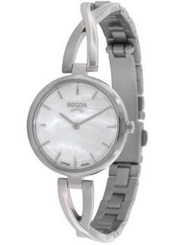 Boccia Часы Boccia 3239-01. Коллекция Titanium boccia часы boccia 3599 01 коллекция titanium