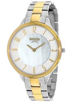Boccia Часы Boccia 3240-05. Коллекция Superslim boccia часы boccia 3514 05 коллекция superslim