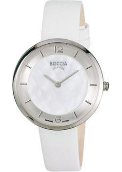 Boccia Часы Boccia 3244-01. Коллекция Titanium boccia boccia 3244 02