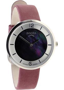 Boccia Часы Boccia 3244-02. Коллекция Titanium boccia boccia 3244 02