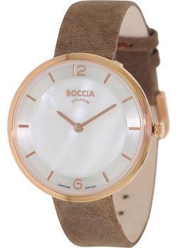 Boccia Часы Boccia 3244-04. Коллекция Titanium boccia boccia 3244 02