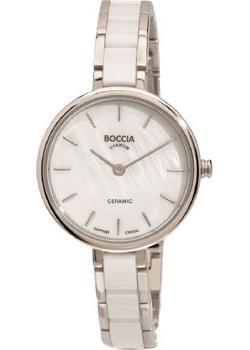 Boccia Часы Boccia 3245-01. Коллекция Ceramic