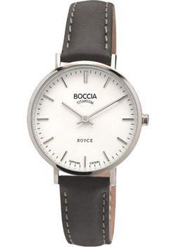 Boccia Часы Boccia 3246-01. Коллекция Royce boccia bcc 3594 01