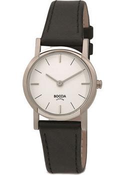Boccia Часы Boccia 3247-01. Коллекция Titanium boccia bcc 3594 01