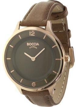 лучшая цена Boccia Часы Boccia 3249-03. Коллекция Titanium