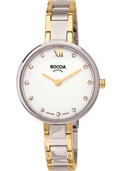 Boccia Часы Boccia 3251-01. Коллекция Titanium boccia titanium 3111 01 boccia titanium