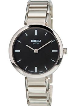 Boccia Часы Boccia 3252-02. Коллекция Titanium женские часы boccia titanium 3208 02