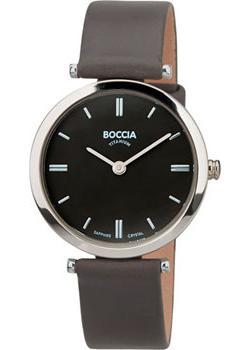Boccia Часы Boccia 3253-02. Коллекция Titanium boccia bcc 3253 01