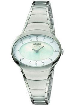 Boccia Часы Boccia 3255-03. Коллекция Titanium boccia часы boccia 3261 03 коллекция titanium