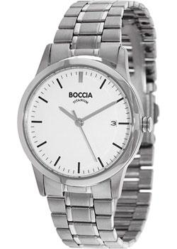 Boccia Часы Boccia 3258-02. Коллекция Titanium