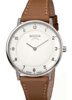Boccia Часы Boccia 3259-01. Коллекция Titanium boccia часы boccia 3599 01 коллекция titanium