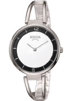 лучшая цена Boccia Часы Boccia 3260-01. Коллекция Titanium