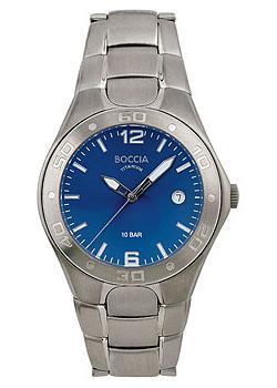 Boccia Часы Boccia 3508-02. Коллекция Sport boccia часы boccia 3767 01 коллекция sport
