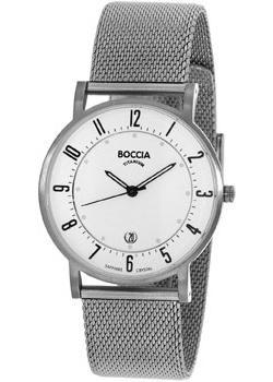 Boccia Часы Boccia 3533-04. Коллекция Superslim цена