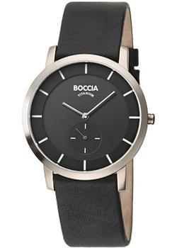 Boccia Часы Boccia 3540-02. Коллекция Trend uniq чехол крышка uniq bodycon для apple iphone 6 plus силикон синий