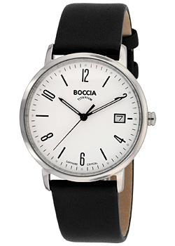 Boccia Часы Boccia 3557-01. Коллекция 3000 Series boccia часы boccia 3767 01 коллекция sport