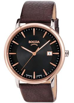 Boccia Часы Boccia 3557-05. Коллекция 3000 Series boccia часы boccia 3514 05 коллекция superslim