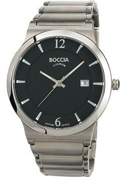 Boccia Часы Boccia 3565-02. Коллекция 3000 Series boccia boccia 3244 02