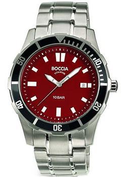 цена Boccia Часы Boccia 3567-02. Коллекция Sport онлайн в 2017 году