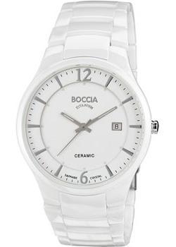 Boccia Часы Boccia 3572-01. Коллекция Ceramic mantra 3572
