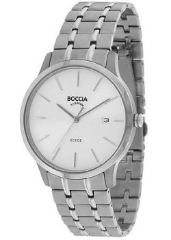 Boccia Часы Boccia 3582-01. Коллекция Titanium boccia bcc 3762 01
