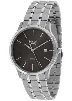 Boccia Часы Boccia 3582-02. Коллекция Titanium boccia titanium 3583 02
