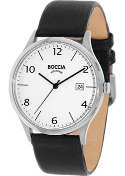 Boccia Часы Boccia 3585-01. Коллекция Titanium boccia часы boccia 3599 01 коллекция titanium