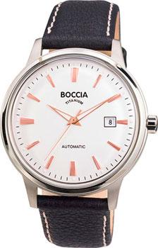 Boccia Часы Boccia 3586-03. Коллекция Titanium iraqi propolis