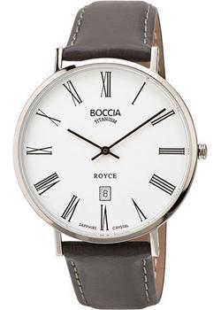 Boccia Часы Boccia 3589-03. Коллекция Royce boccia часы boccia 3590 05 коллекция royce