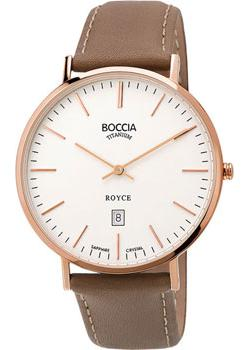 Boccia Часы Boccia 3589-04. Коллекция Royce цена и фото