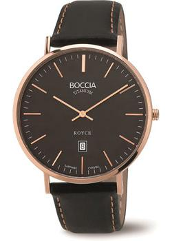 Boccia Часы Boccia 3589-05. Коллекция Royce boccia часы boccia 3590 05 коллекция royce