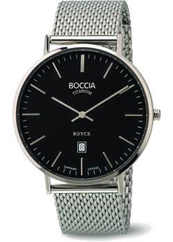 Boccia Часы Boccia 3589-07. Коллекция Royce boccia часы boccia 3590 05 коллекция royce