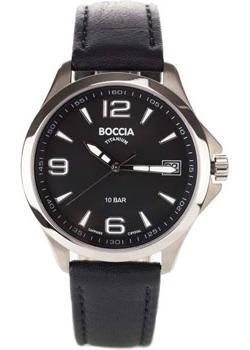 Boccia Часы Boccia 3591-01. Коллекция Titanium boccia часы boccia 3599 01 коллекция titanium