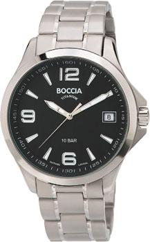 Boccia Часы Boccia 3591-02. Коллекция Titanium boccia titanium 3583 02