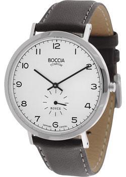 Boccia Часы Boccia 3592-01. Коллекция Royce мужские часы boccia titanium 3592 01